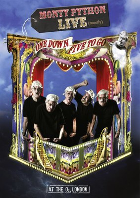 Monty Python - Monty Python Live (mostly): One Down Five To Go [DVD]