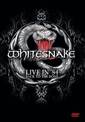 Whitesnake - Live In 84: Back To The Bone [DVD]