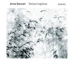 Anna Gourari - Visions Fugutative
