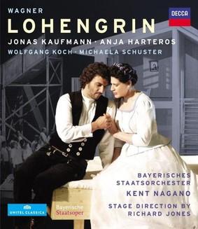 Jonas Kaufmann - Wagner: Lohengrin [Blu-ray]