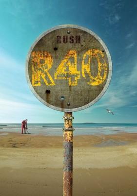 Rush - R40 [DVD]