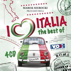 Various Artists - Marek Sierocki przedstawia: I Love Italia - The Best Of