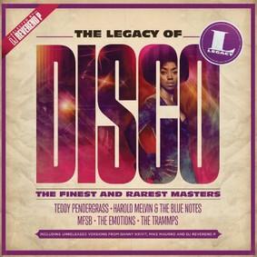Składanka różnych artystów na płycie The Legacy Of: Disco, Italo Disco, Euro Disco, 80's, 90's, radio station, radio one live 80