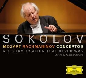 Grigori Sokolov - Mozart Rachmaninov: Piano Concertos
