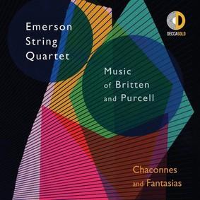 Emerson String Quartet - Chaconnes & Fantasias