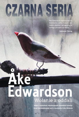 Ake Edwardson - Wołanie z Oddali / Ake Edwardson - Rop från långt avstånd