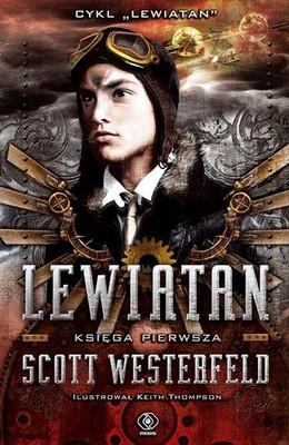 Scott Westerfeld - Lewiatan / Scott Westerfeld - Leviathan