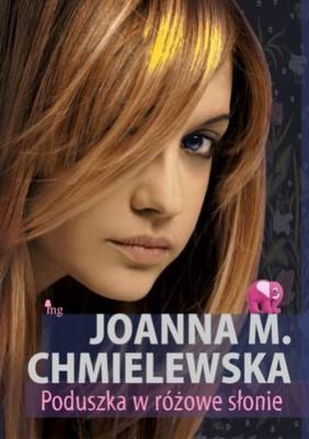 Joanna Maria Chmielewska - Poduszka w Różowe Słonie