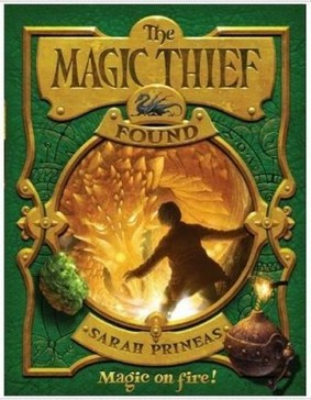 Sarah Prineas - Złodziej Magii - tom 3, Odnaleziony / Sarah Prineas - The Magic Thief - Found