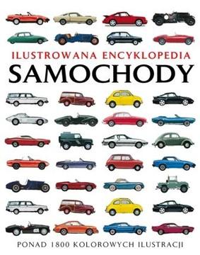 Richard Dredge - Samochody Ilustrowana Encyklopedia. Ponad 1800 kolorowych ilustracji