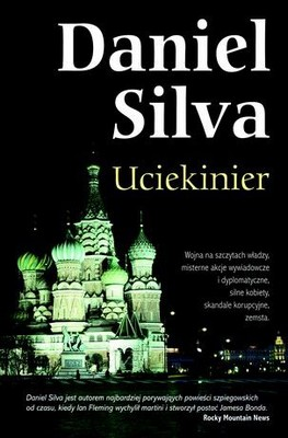 Daniel Silva - Uciekinier / Daniel Silva - The Defector