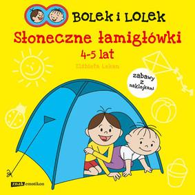 Elżbieta Lekan - Bolek i Lolek. Słoneczne łamigłówki