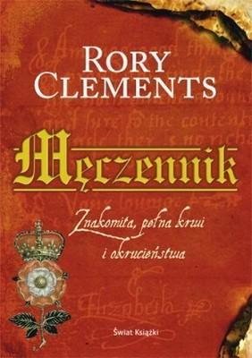 Rory Clements - Męczennik
