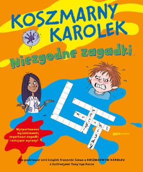 Francesca Simon - Koszmarny Karolek. Niezgodne zagadki / Francesca Simon - Horrid Henry's Puzzle Book