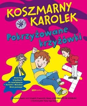 Francesca Simon - Koszmarny Karolek. Pokrzyżowane krzyżówki / Francesca Simon - Horrid Henry's Crazy Crosswords