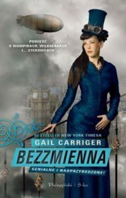 Gail Carriger - Bezzmienna / Gail Carriger - Changeless