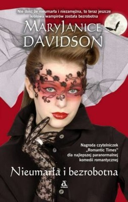 MaryJanice Davidson - Nieumarła i bezrobotna