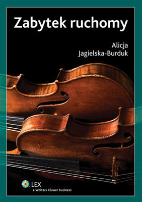 Alicja Jagielska-Burduk - Zabytek Ruchomy