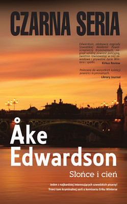 Ake Edwardson - Słońce i Cień / Ake Edwardson - Sol och skugga