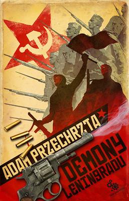 Adam Przechrzta - Demony Leningradu