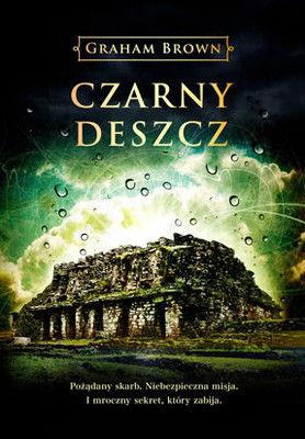 Graham Brown - Czarny Deszcz / Graham Brown - Black Rain