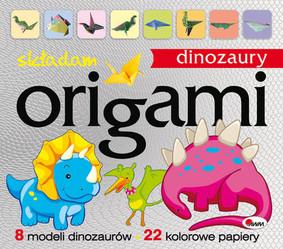 Tomasz Jabłoński - Składam origami. Dinozaury