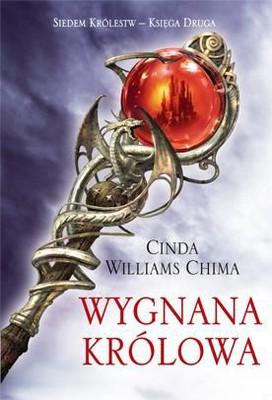 Cinda Williams Chima - Wygnana królowa. Siedem królestw - Księga Druga