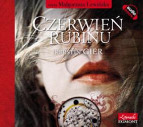 Kerstin Gier - Czerwień rubinu