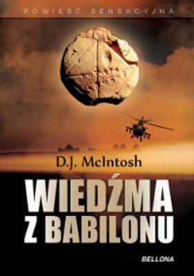 D. J. McIntosh - Wiedźma z Babilonu