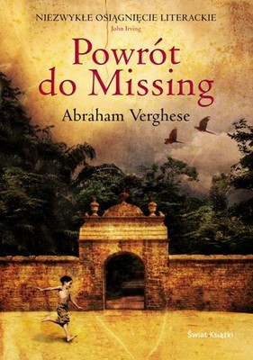 Abraham Verghese - Powrót do Missing / Abraham Verghese - Cutting for Stone