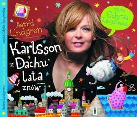 Astrid Lindgren - Karlsson z Dachu lata znów