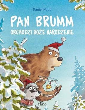 Daniel Napp - Pan Brumm obchodzi Boże Narodzenie