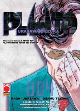 Osamu Tezuka, Naoki Urasawa - Pluto 4