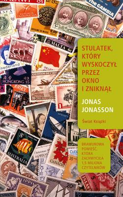 Jonas Jonasson - Stulatek, który wyskoczył przez okno i zniknął / Jonas Jonasson - Hundraåringen som klev ut genom fönstret och försvann