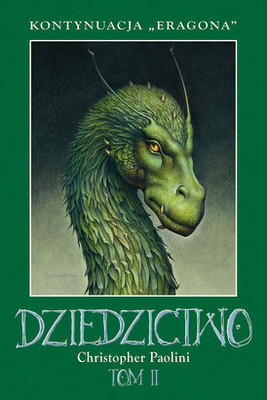 Christopher Paolini - Dziedzictwo. Tom 2 / Christopher Paolini - Inheritance