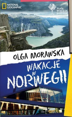 Olga Morawska - Wakacje w Norwegii