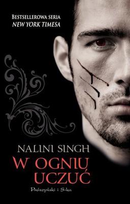 Nalini Singh - W ogniu uczuć / Nalini Singh - Visions of Heat
