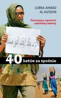 Lubna Ahmad Al-Hussein - 40 batów za spodnie