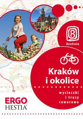 Michał Franaszek - Kraków i okolice. Wycieczki i trasy rowerowe. Wydanie 1
