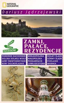 Dariusz Jędrzejewski - Zamki, pałace, rezydencje