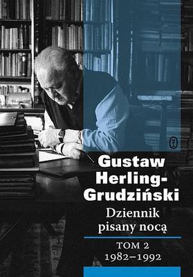 Gustaw Herling-Grudziński - Dziennik pisany nocą. Tom 2