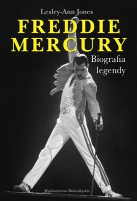 Lesley-Ann Jones - Freddie Mercury. Biografia legendy
