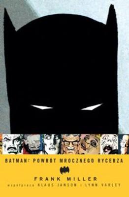 Frank Miller - Batman. Powrót Mrocznego Rycerza. Mistrzowie komiksu