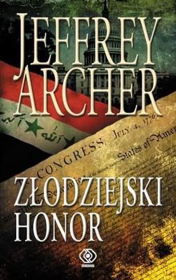 Jeffrey Archer - Złodziejski honor / Jeffrey Archer - Honour Among Thieves