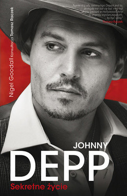 Nigel Goodall - Johnny Depp. Sekretne życie