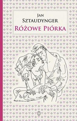 Jan Sztaudynger - Różowe piórka