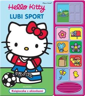 Hello Kitty lubi sport