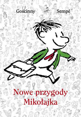 Jean-Jacques Sempe, Rene Goscinny - Nowe przygody Mikołajka / Jean-Jacques Sempe, Rene Goscinny - Histoires inédites du petit Nicolas