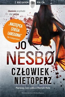 Jo Nesbo - Człowiek nietoperz