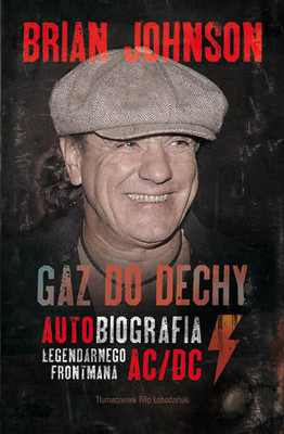Brian Johnson - Gaz do dechy